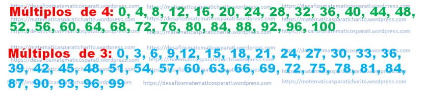 El 48 Es Múltiplo De 3 Desafíos Matemáticos
