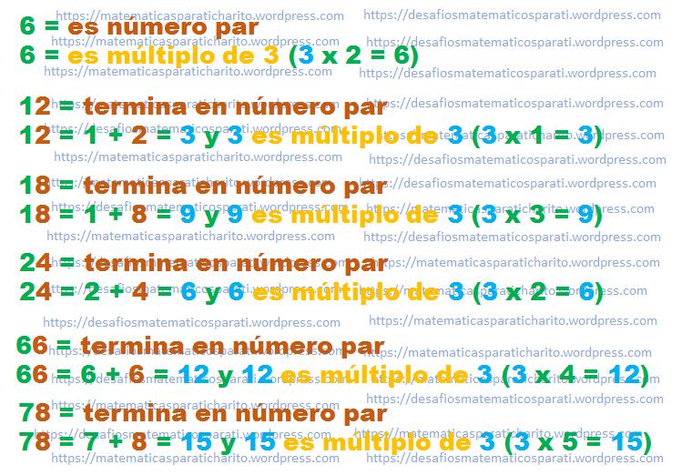 Desaf o 40 sexto grado desaf os matem ticos for Multiples de 6