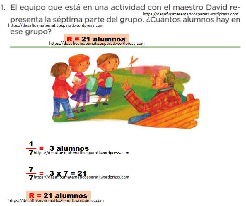 Desafío 67 Cuarto grado – Desafíos matemáticos